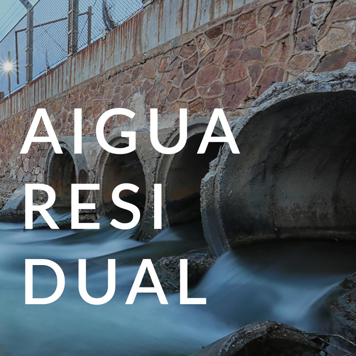 Serveis Aigua residual AREMA