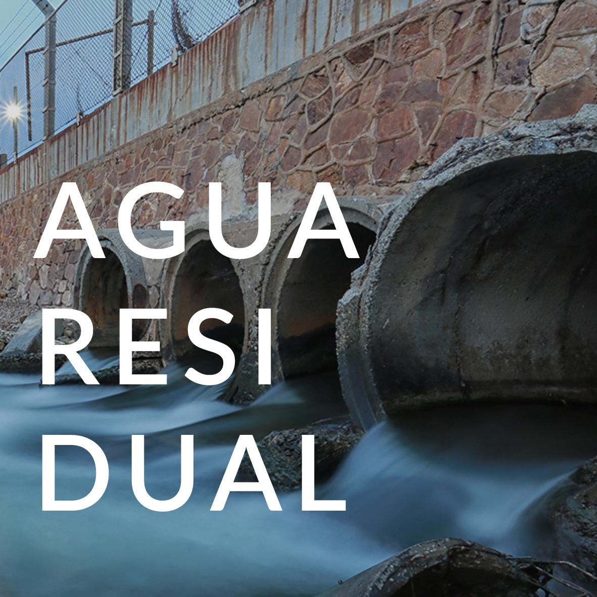Agua residual de Arema