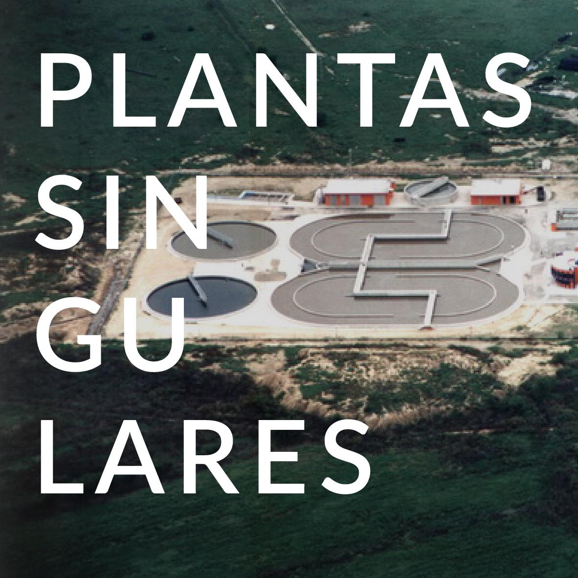 Vista aérea de la tecnología de una de las plantas singulares de Arema