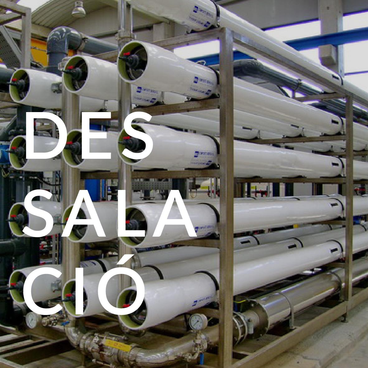 Serveis de dessalació AREMA
