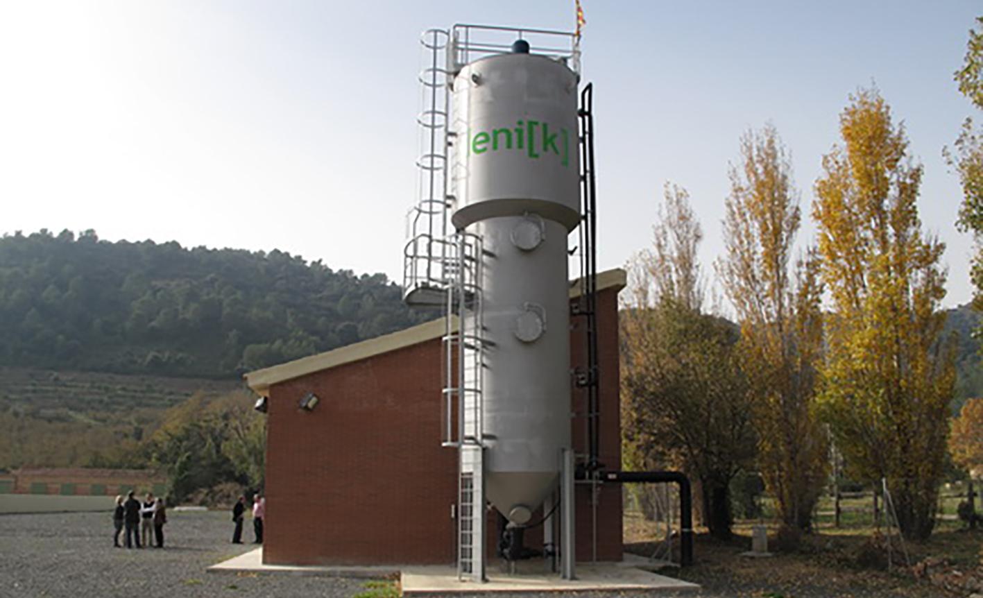 reducció de nitrats - Tecnologia Deni-k