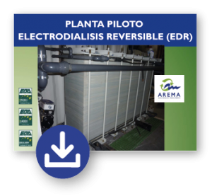 PDF Planta PIilot Electrodialisis reversible EDR